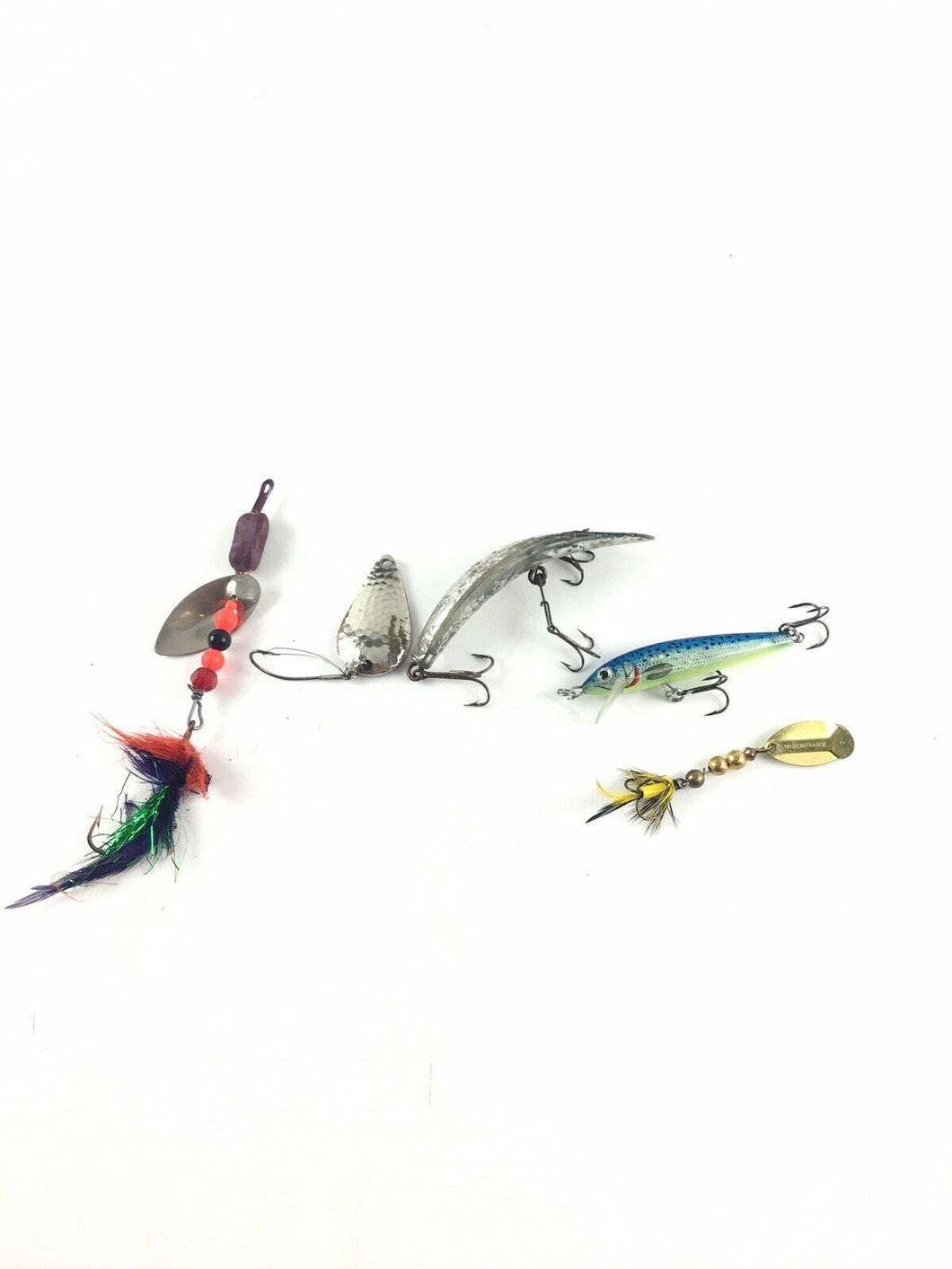 Vintage Fishing Lures Lot Of 5 5432