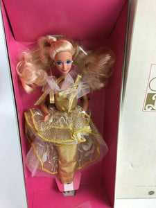 NIB Golden Greetings Barbie 1989 - Lot 3870