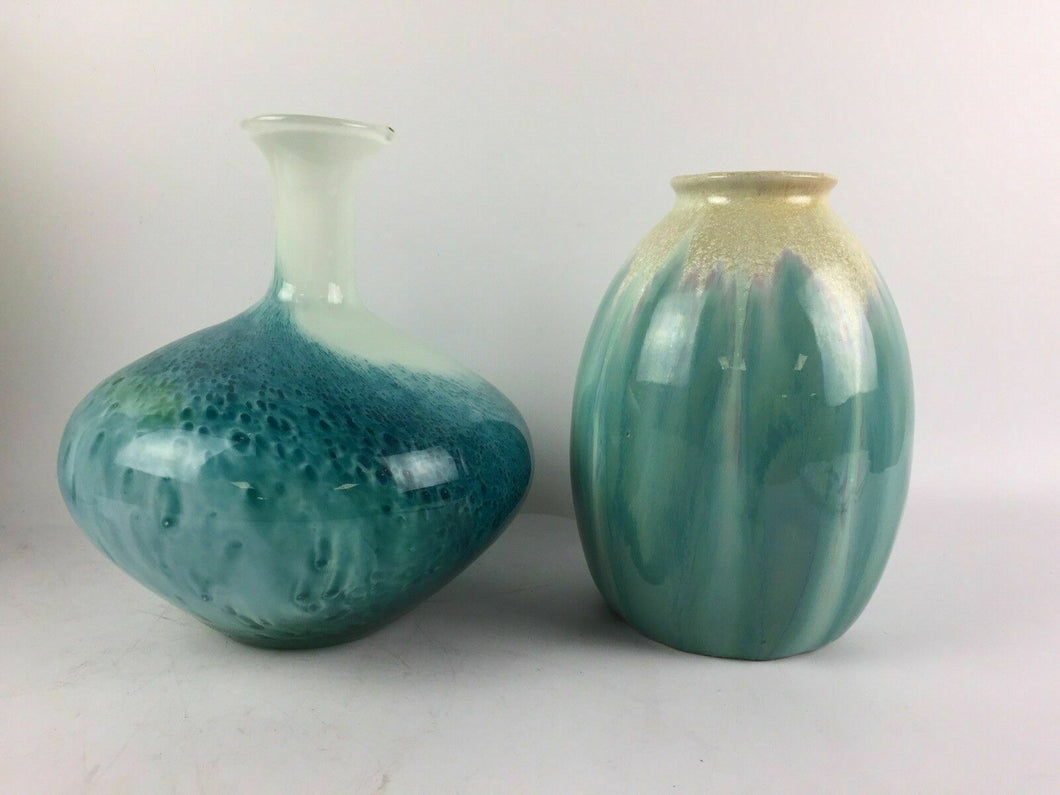 (2) Decorative Vases - lot 1832