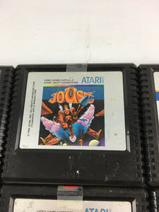 Lot Of 6 Atari 5200 Video Games 5631