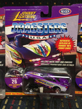 Load image into Gallery viewer, Johnny Lightning Dragsters lot Of 3