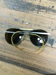 Vintage Bausch & Lomb Brown Ray Ban Sunglasses - Lot 4195