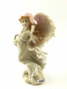 "Roman Seraphim Classics ""Rose"" Angel & Base- Limited Edition - 3262"