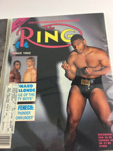 Load image into Gallery viewer, Assorted Lot Of 5 Vintage Boxing Magazines-1989 MINT-5501