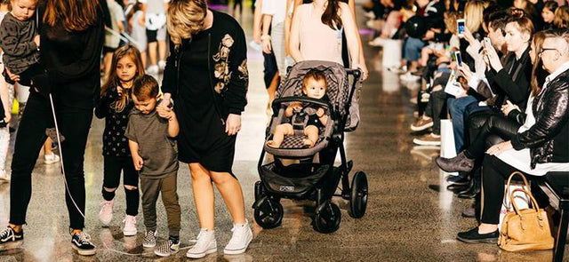 Mountain Buggy showcases style at New Zealand Fashion Week