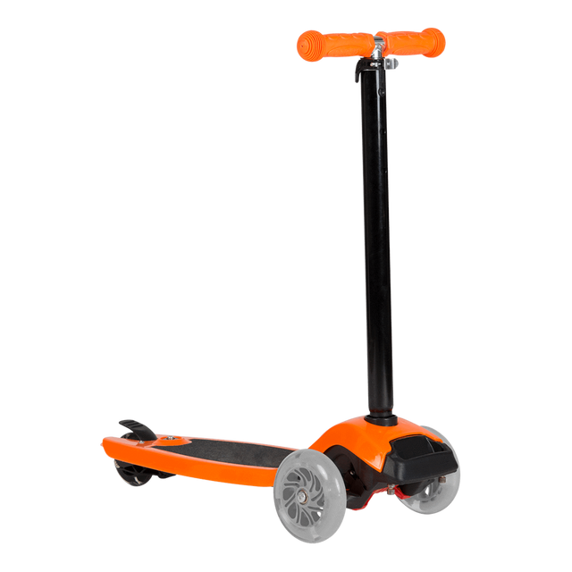 mountain buggy freerider scooter in orange colour_orange