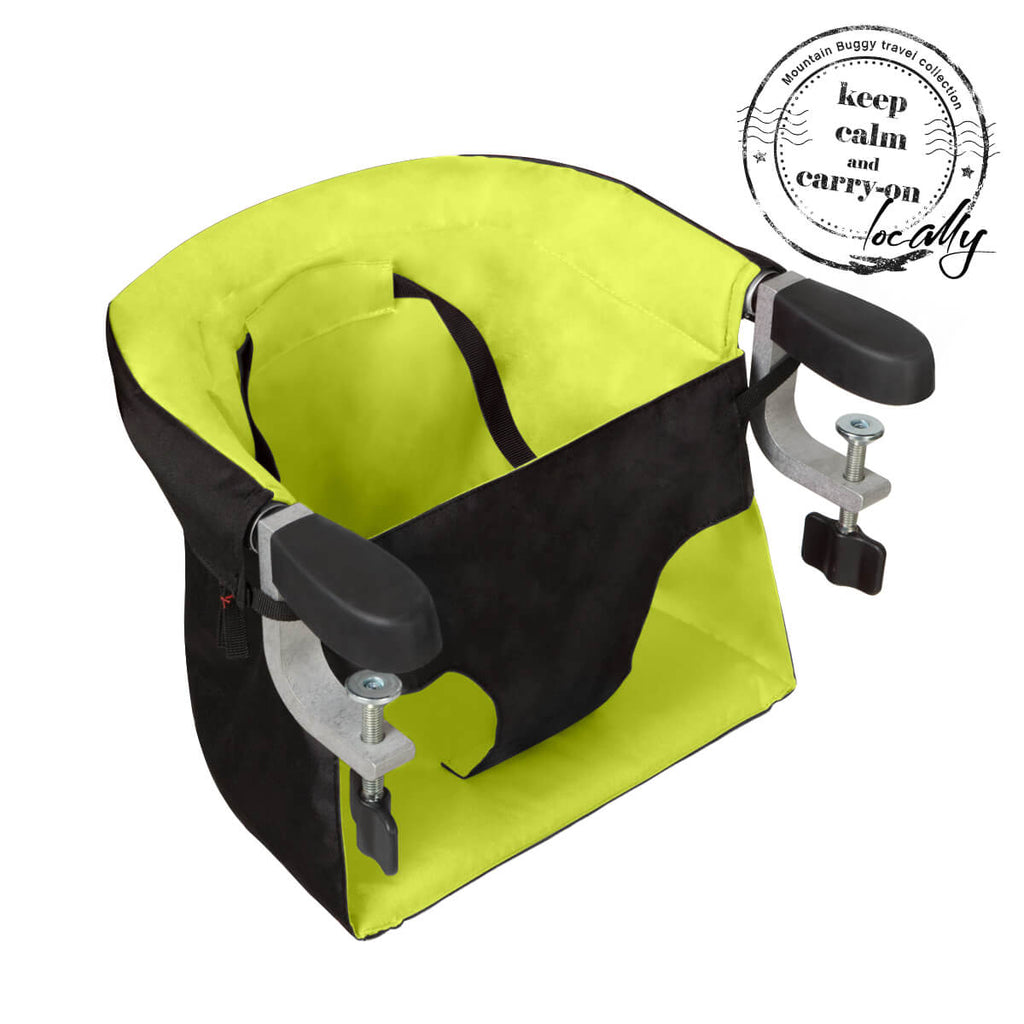 Mountain Buggy Pod Clip-On Highchair Chili