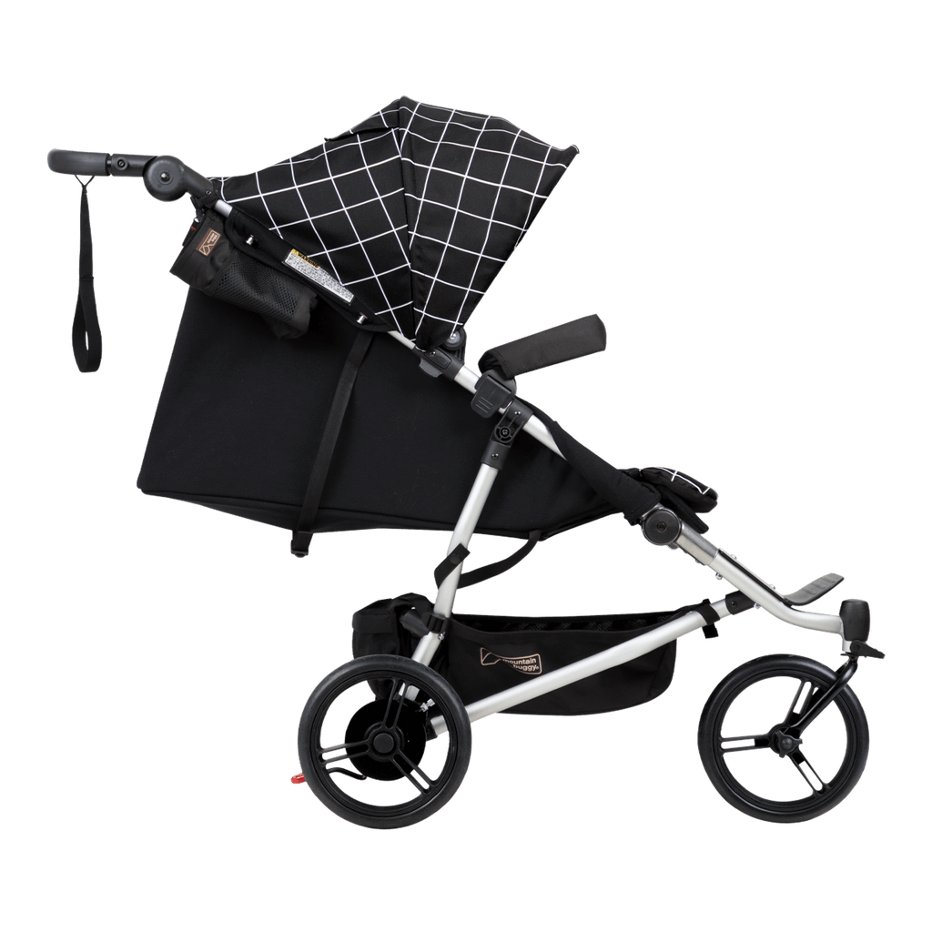 Baby Parasol Compatible With Mountain Buggy