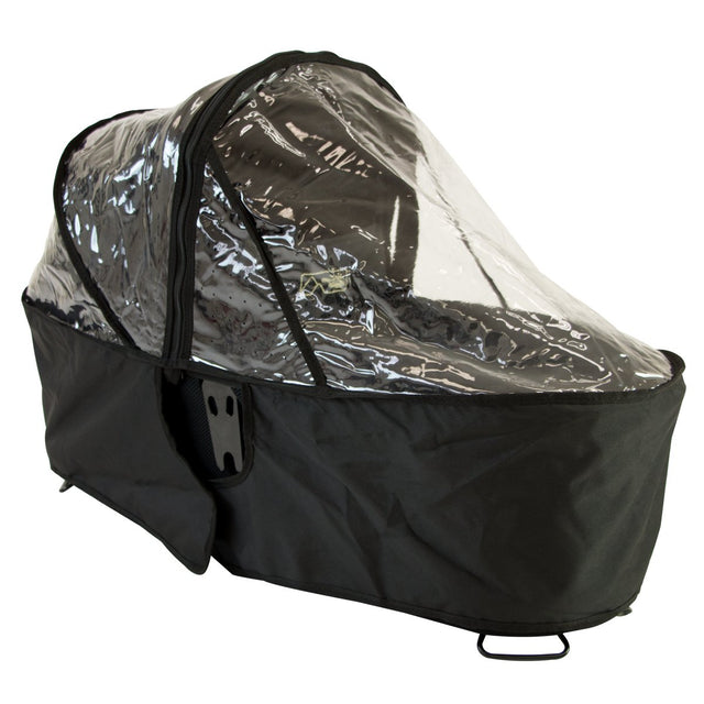 mountain buggy adaptable duet carrycot plus storm cover 3/4 view_default