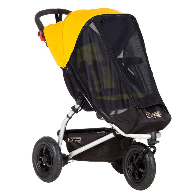 Mountain Buggy custom fit swift and mini sun mesh cover set_default
