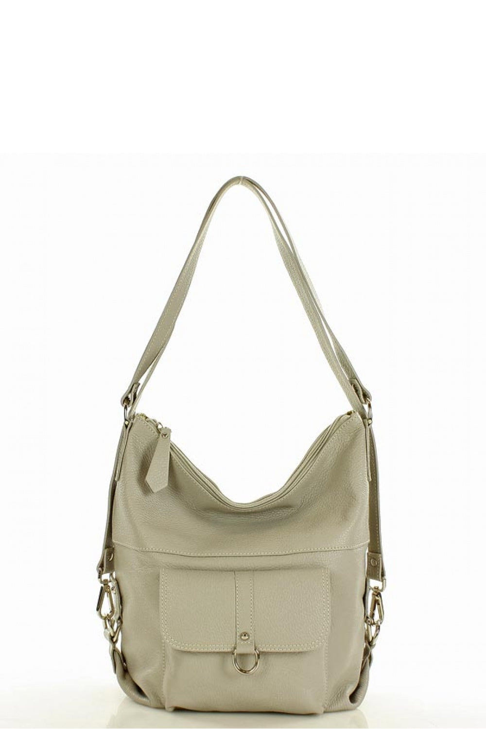 Natural leather bag model 119102 Mazzini