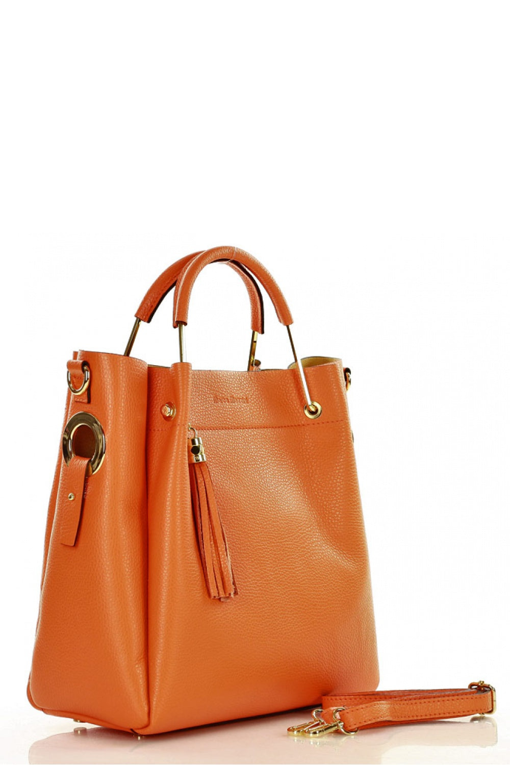 Natural Leather Bag 130230 Mazzini