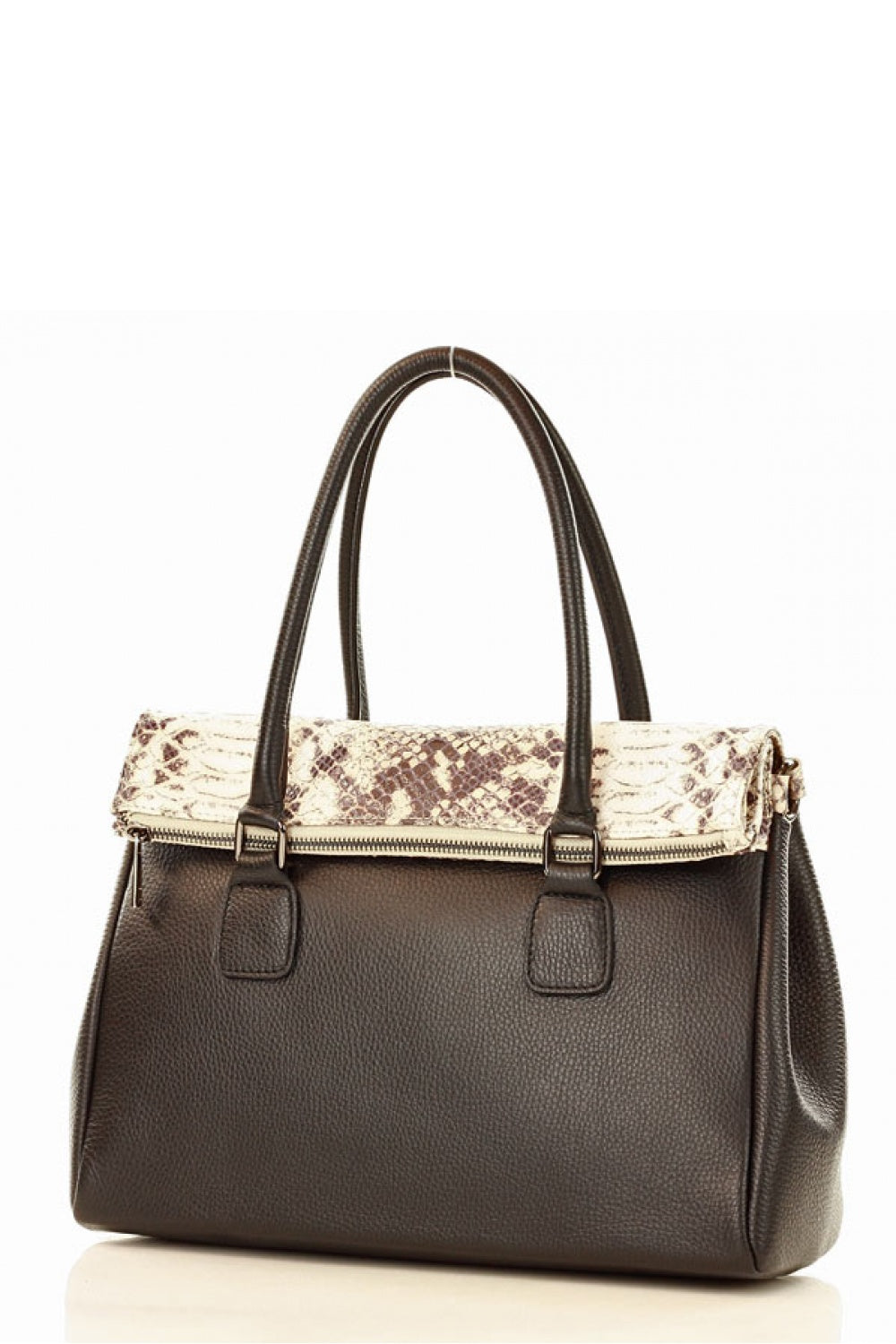 Natural Leather Bag 130241 Mazzini