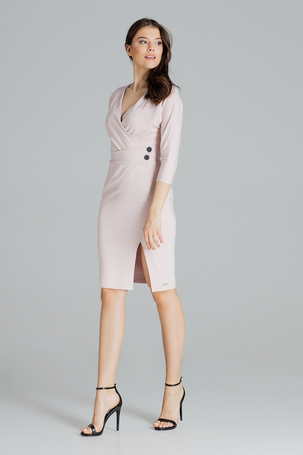 Elegant Office Dress 143896