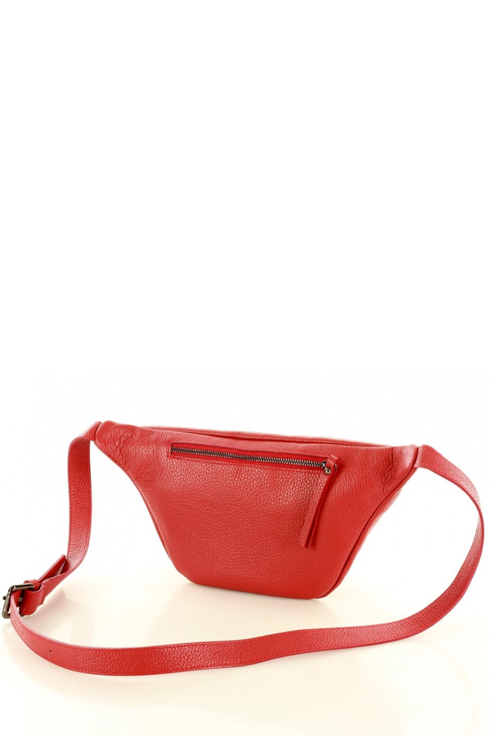 Natural Leather Bumbag 144720 Mazzini