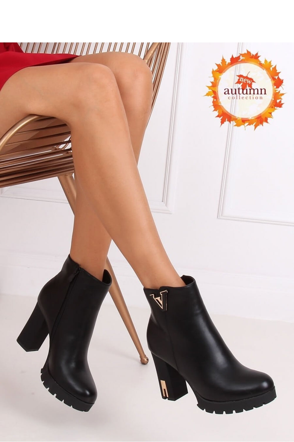 Ankle Boots 146772 Inello