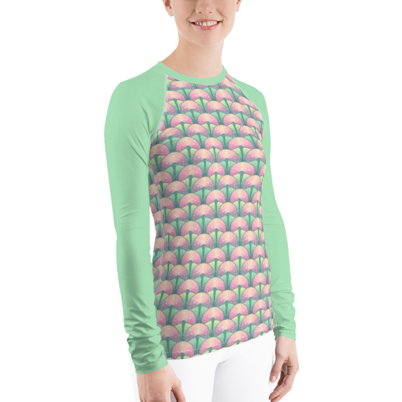 Pinkandelions Rash Guard MG0701