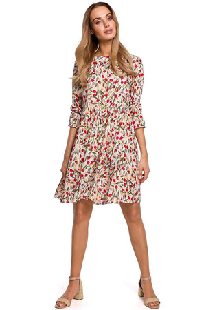 Loose Fit Day Dress 144459