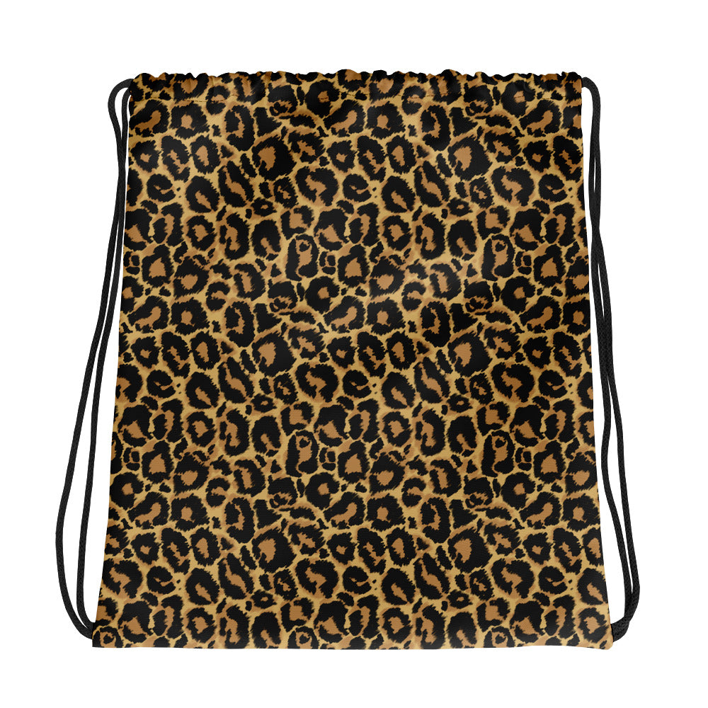Leopard Drawstring bag MG1704