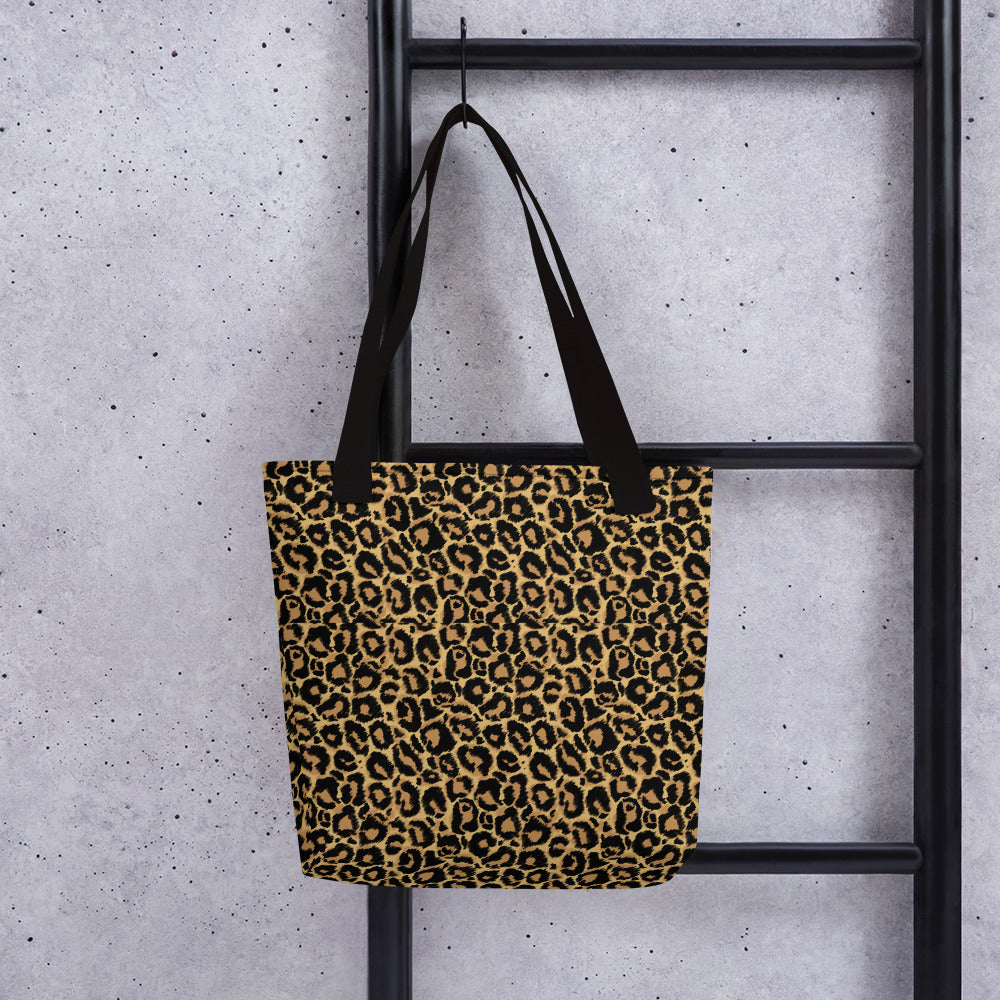 Leopard Tote Bag MG2004