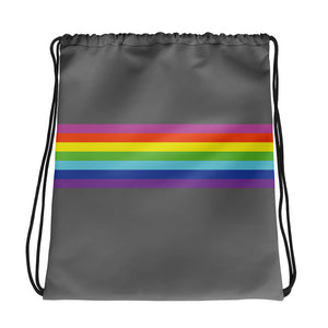 Rainbow Drawstring bag MG1705