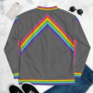 Rainbow Bomber Jacket MG0905