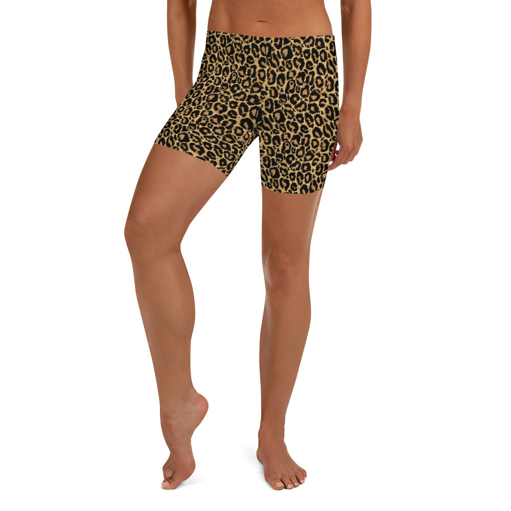 Leopard Shorts MG1104