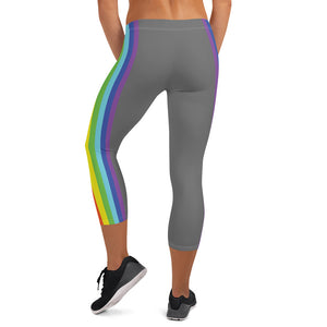 Rainbow Capri Leggings MG1905
