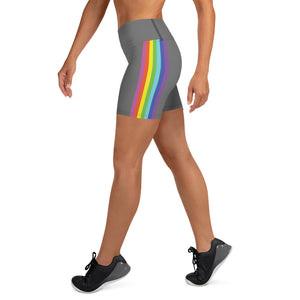 Rainbow Yoga Shorts MG1205