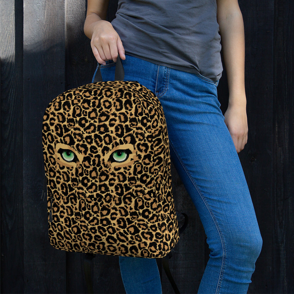 Leopard Backpack MG1804