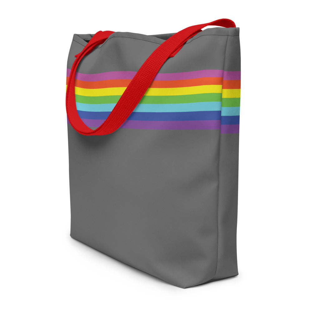 Rainbow Beach Bag  MG1605