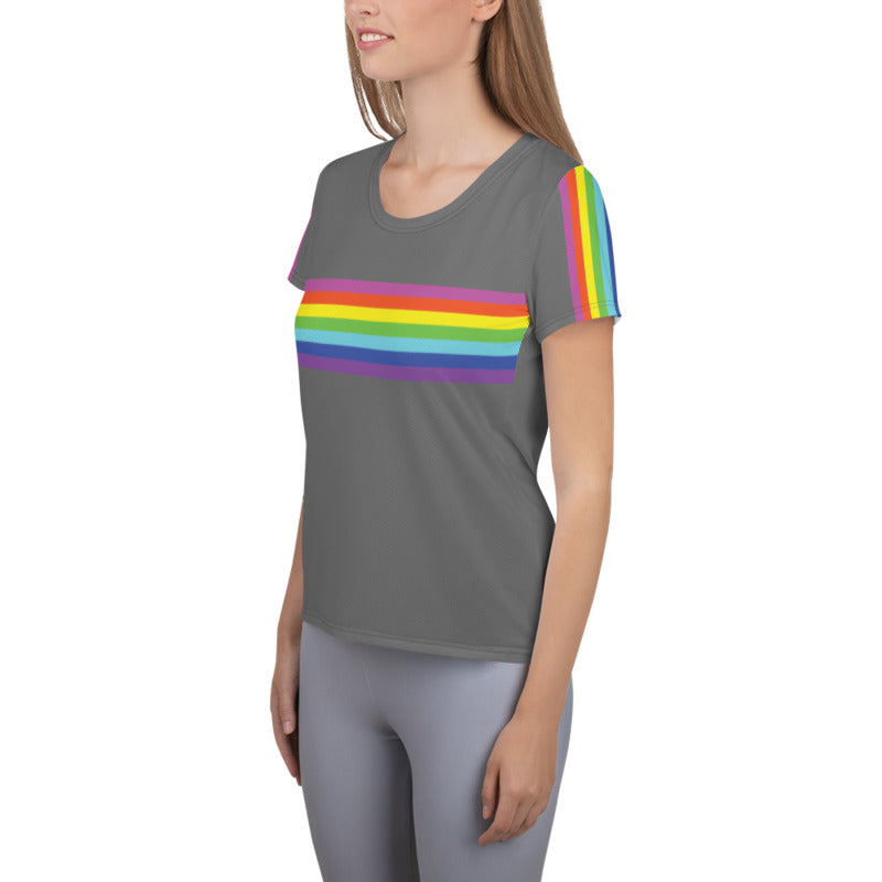 Rainbow T-shirt MG0605