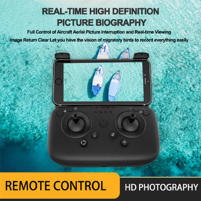 Fixed optical flow self-timer drone - bightstore