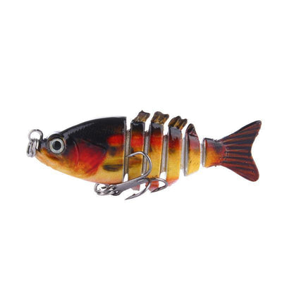 Fishing lures (5 PSC) BEST PACKAGING (5 COLORS) - bightstore