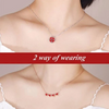 2-in-1 Necklace & Rose Box - bightstore