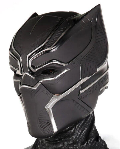 WAKANDA FOREVER! BLACK PANTHER HALLOWEEN PROPS (MASK & SUITS)