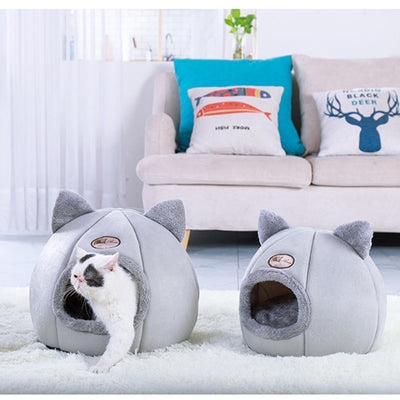 Soothing Cat Bed - bightstore