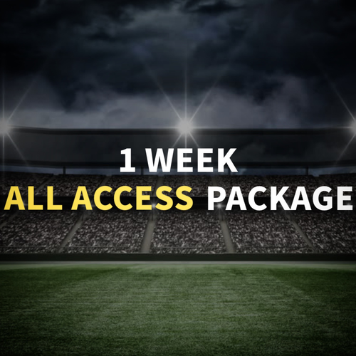 1 Week All-Access