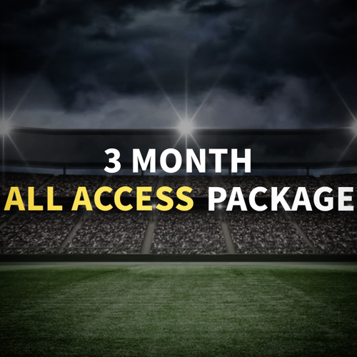 3 Month All-Access
