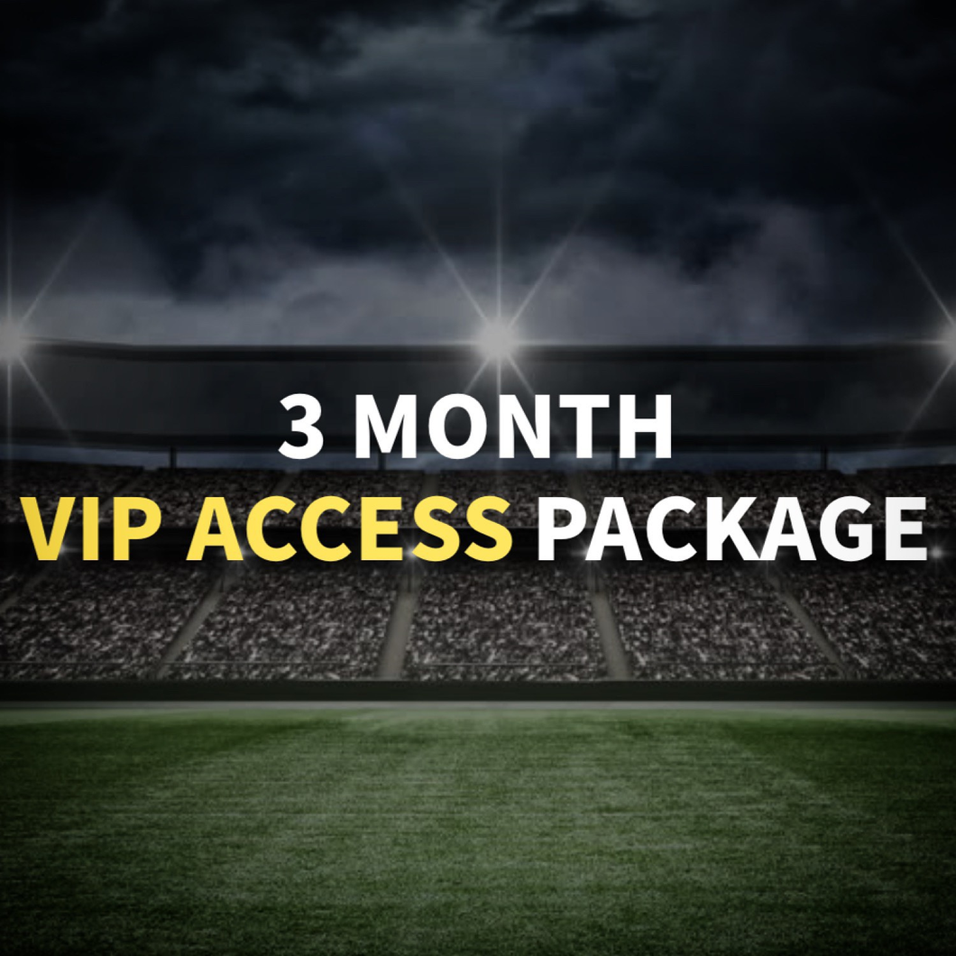 3 Month VIP Access