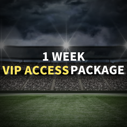 1 Week VIP Access Package
