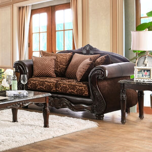 Dolton Traditional Loveseat by Astoria Grand