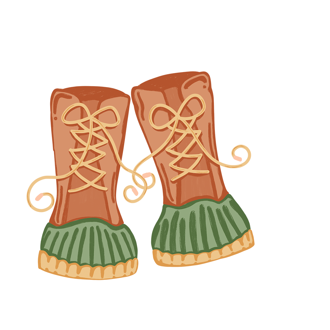 Colorado Hike stickers