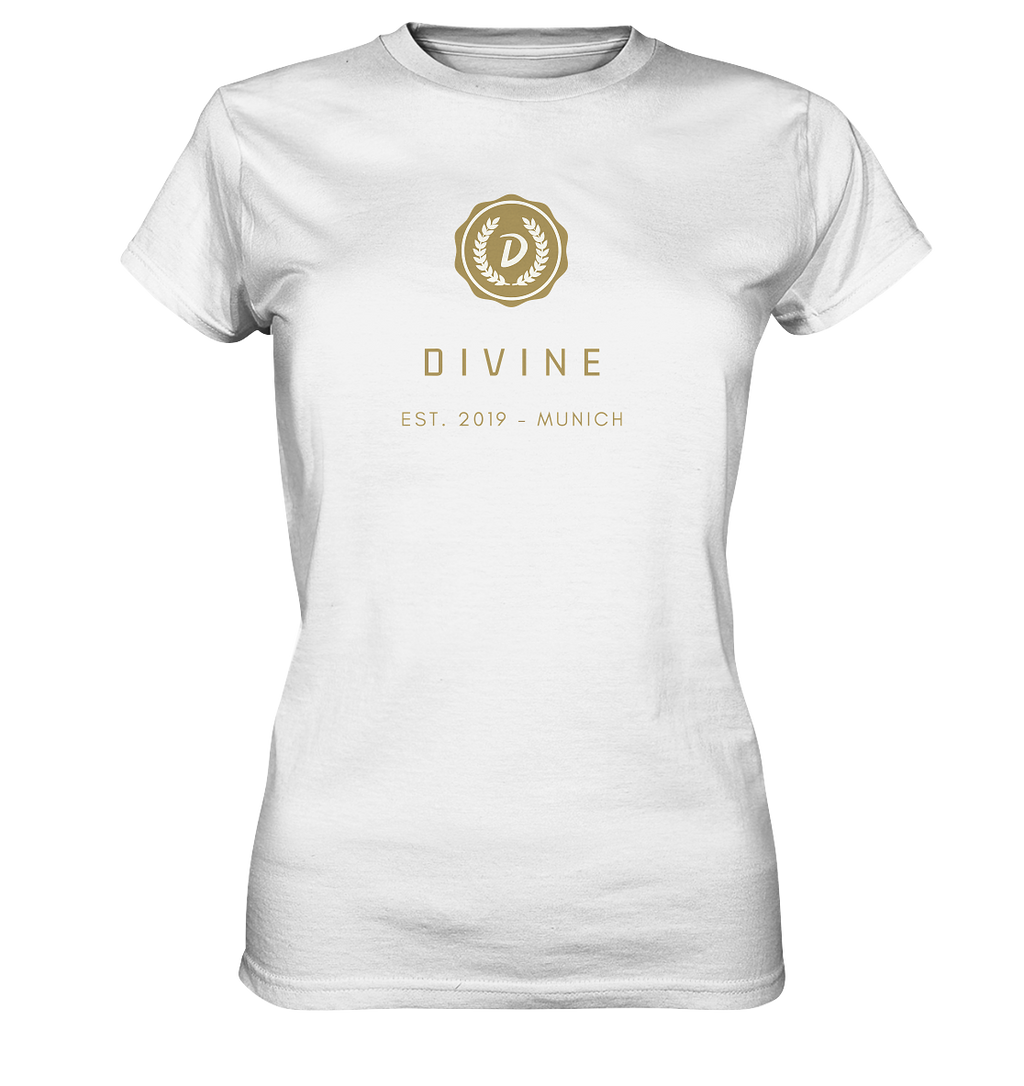 DIVINE - Damen Signature Shirt