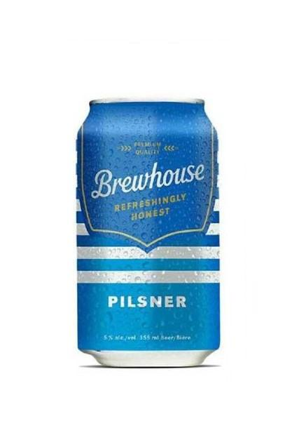 Brewhouse 24 Pack Cans (Flat)