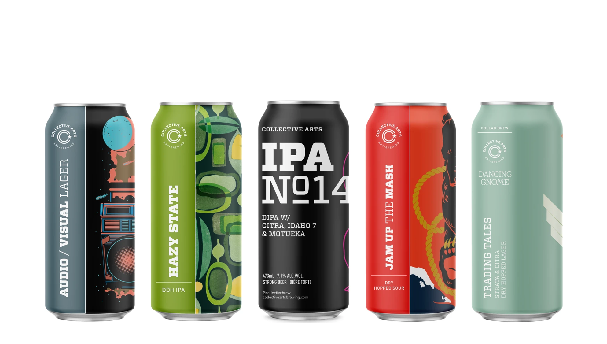 Collective Arts Craft Beer Bundle