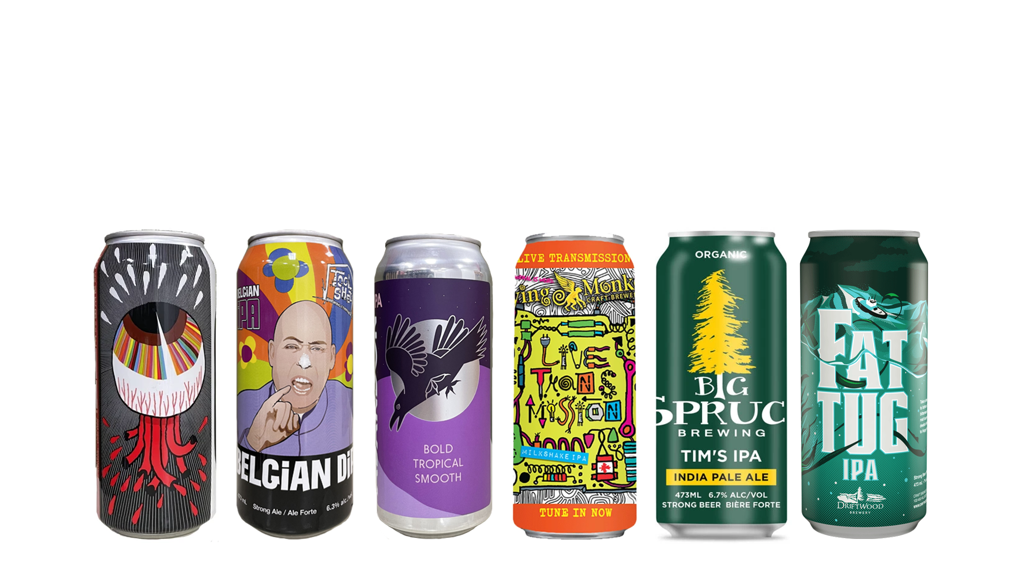 IPA Craft Beer Bundle
