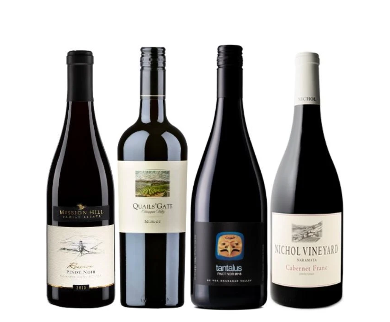 Kelowna Wine Tour - Red Wine Bundle