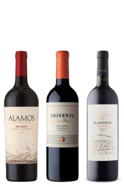 Argentinian Malbec Wine Bundle