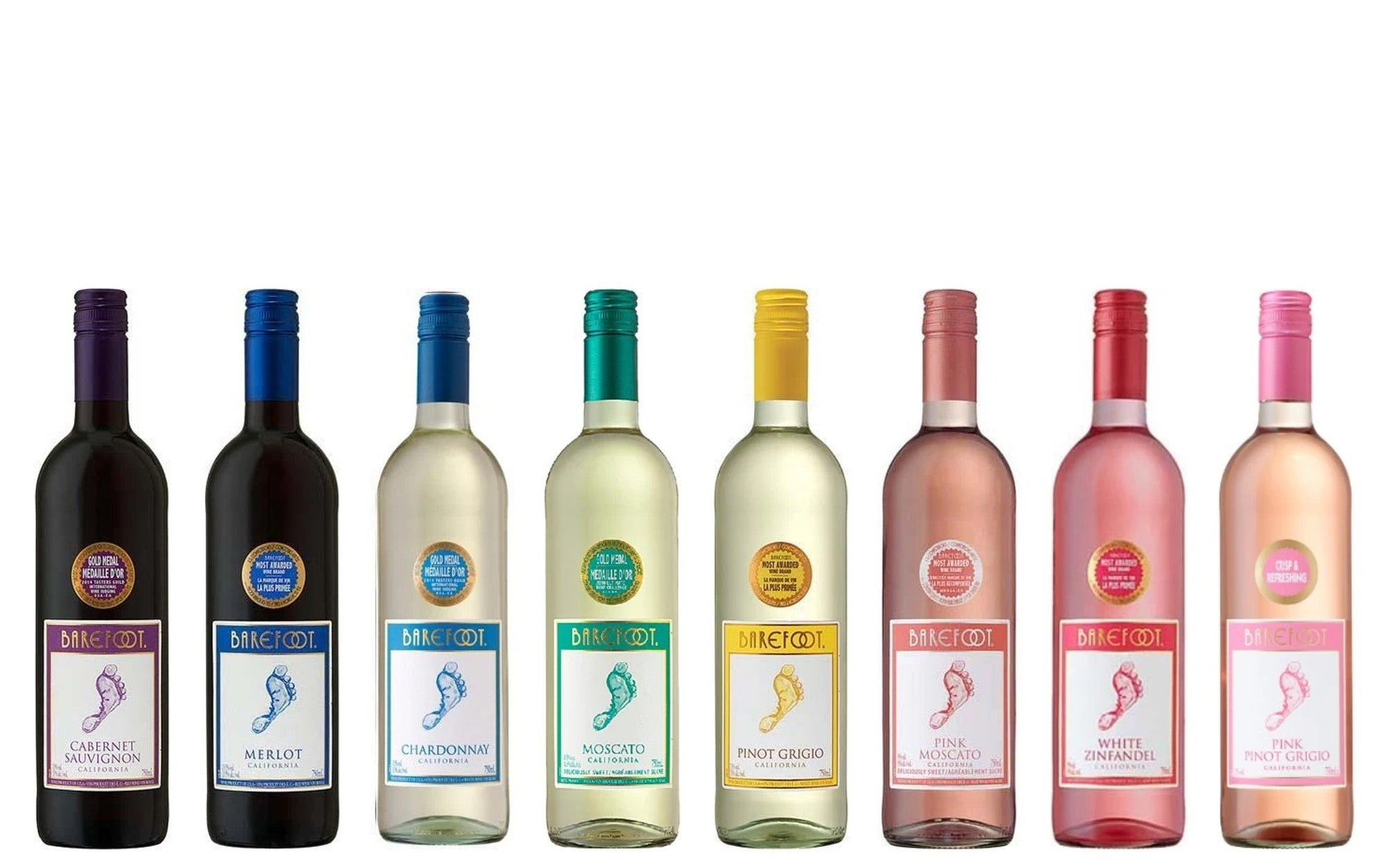 Barefoot Wine Bundle